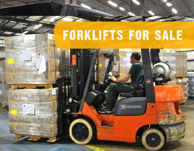 Used Forklift Trucks in Manchester