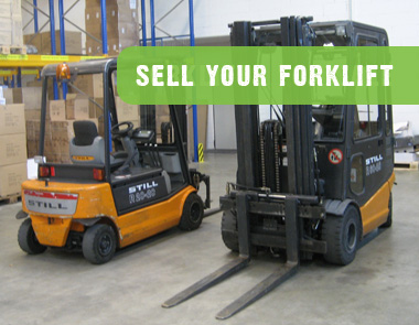 Sell Your Forklift Trucks in Manchester